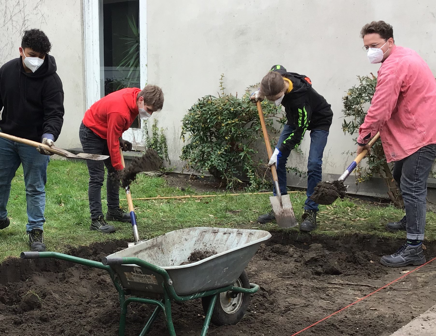 Friedensschule findet Lösung zur Umsetzung des Schülerbetriebspraktikums